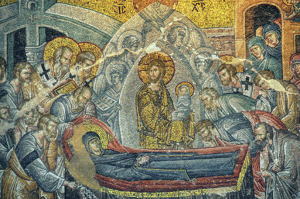 Church Of Jesus Christ Photograph - Dormition Of The Virgin by Zapista Zapista