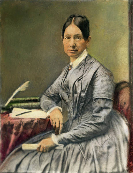 Photograph - Dorothea L. Dix, 1802-1887 by Granger