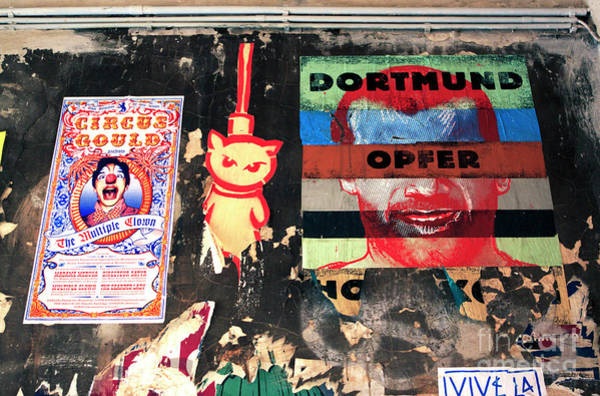 Wall Art - Photograph - Dortmund Opfer by John Rizzuto