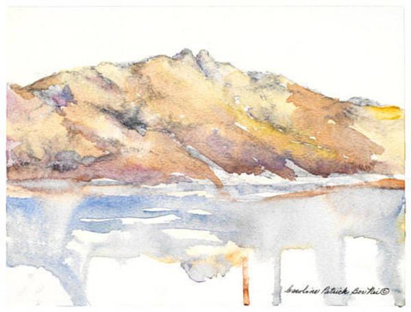 Painting - Dos Cabezas by Caroline Patrick