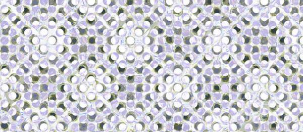 Digital Art - Dots Pattern Mug by Edward Fielding