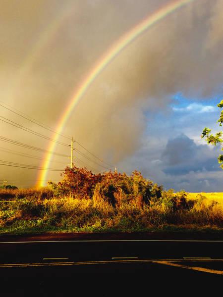 Photograph - Double Pot Of Gold by Steven Lapkin