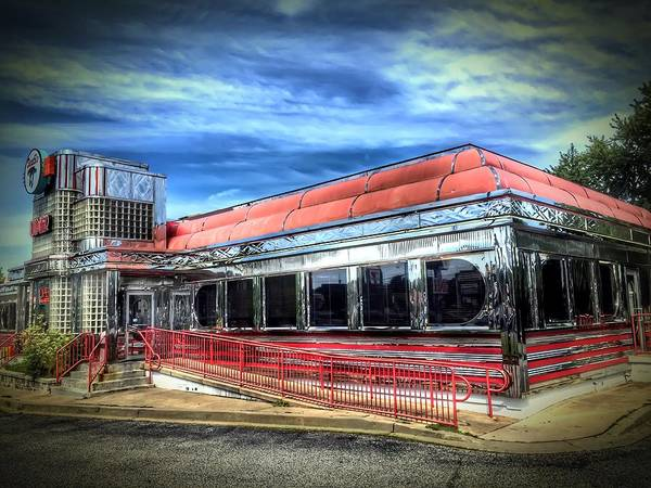 Photograph - Double T Diner by Chris Montcalmo