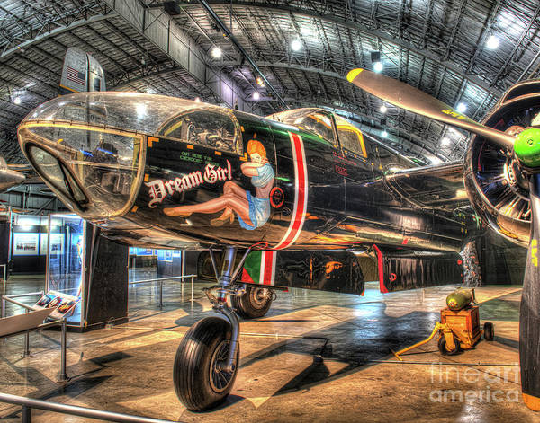 B29 Photograph - Douglas B-26c, A-26c, Invader, Dream Girl by Greg Hager