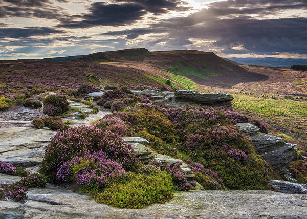Northumbria Photograph - Dove Crag by David Taylor