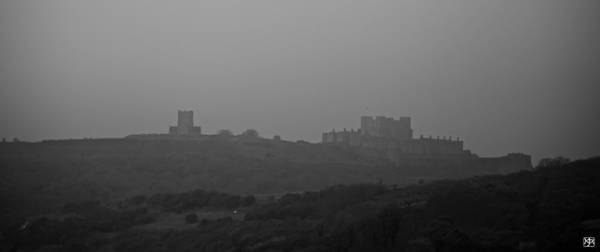 Photograph - Dover Castle by John Meader