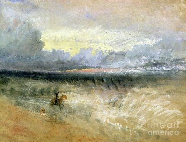 Turner Painting - Dover  by Joseph Mallord William Turner