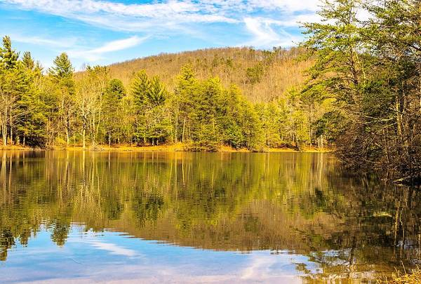 Photograph - Down By The Lake by Keith Smith