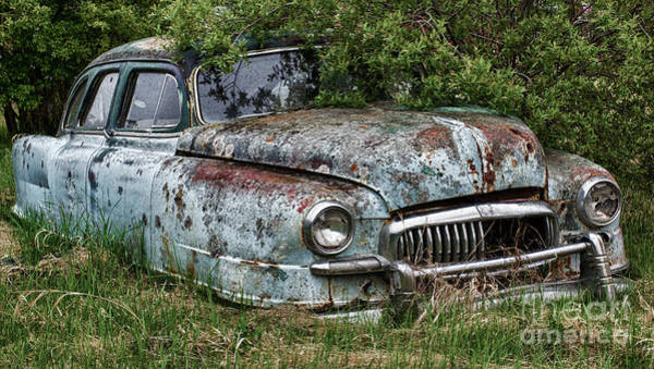 Beyond Repair Photograph - Down In The Dumps 20 by Bob Christopher
