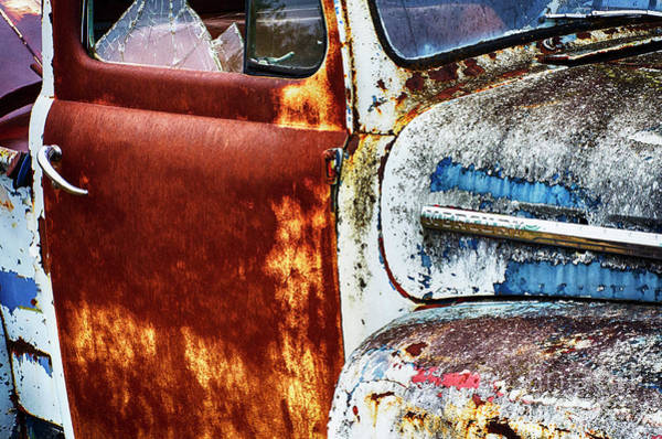Beyond Repair Photograph - Down In The Dumps 24 by Bob Christopher