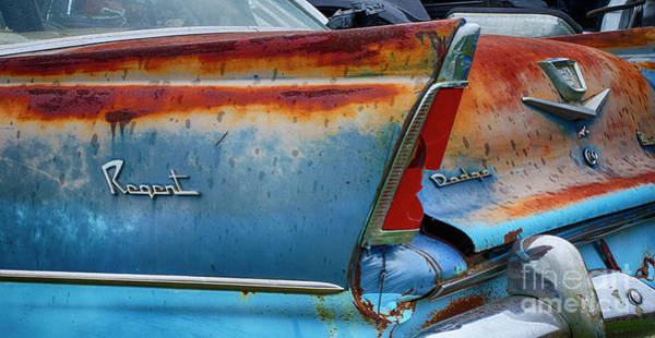 Beyond Repair Photograph - Down In The Dumps 25 by Bob Christopher