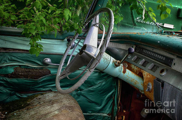 Beyond Repair Photograph - Down In The Dumps 26 by Bob Christopher