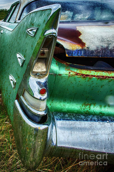Beyond Repair Photograph - Down In The Dumps 7 by Bob Christopher
