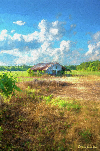 Wall Art - Photograph - Down On The Farm by Marvin Spates