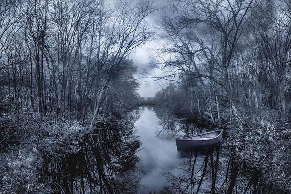 Photograph - Down River by Robin-Lee Vieira