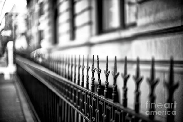 Wall Art - Photograph - Down The Line On 8th Avenue by John Rizzuto