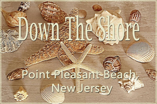 Photograph - Down The Shore - Point Pleasant Beach, New Jersey by Angie Tirado