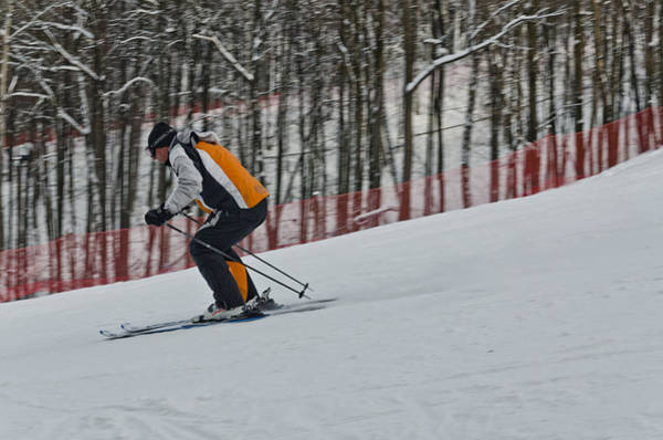 Photograph - Downhill by Michael Goyberg