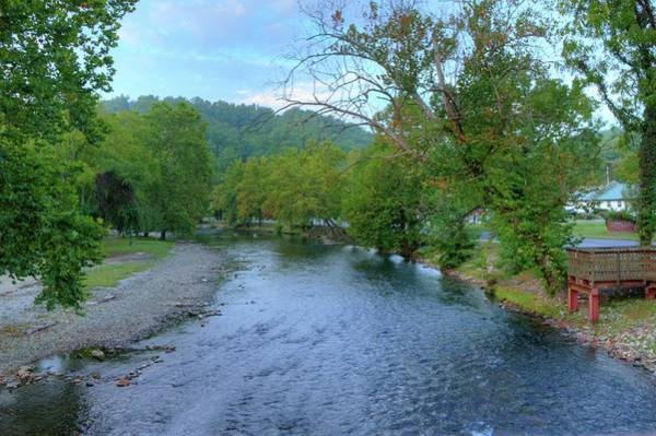 Photograph - Downstream by Ree Reid