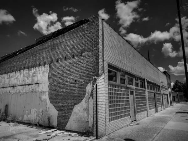 Photograph - Downtown Clarksdale 001 Bw by Lance Vaughn