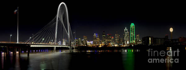 Wall Art - Photograph - Downtown Dallas, Texas by Anthony Totah