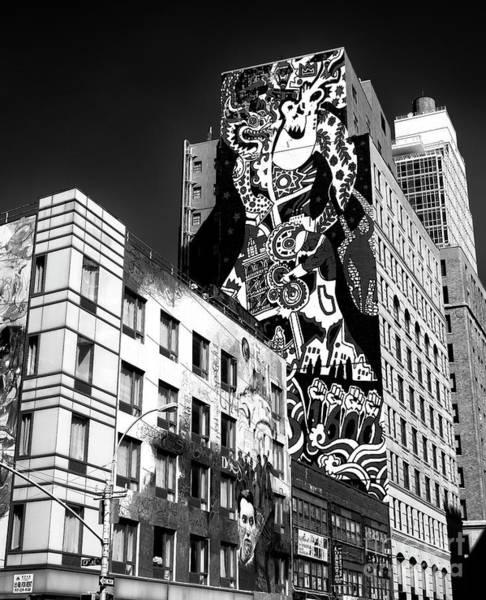 Photograph - Downtown Funk by John Rizzuto
