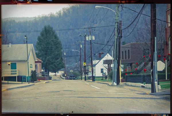 Photograph - Downtown Harlan by Lars Lentz