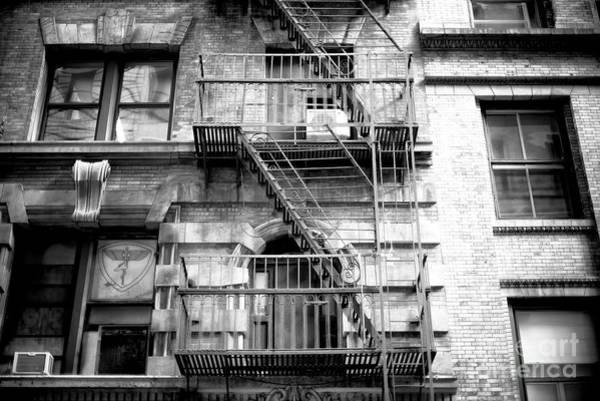 Photograph - Downtown Living New York City by John Rizzuto