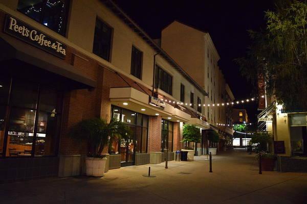 Peet Photograph - Downtown San Luis Obispo by Betina Concepcion