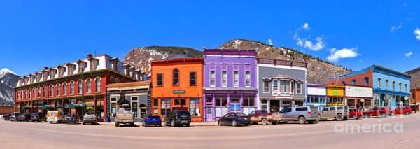 Photograph - Downtown Silverton Colorado by Adam Jewell