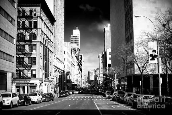 Photograph - Downtown Street Parking by John Rizzuto