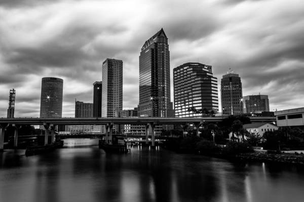 Downtown Tampa Art Print