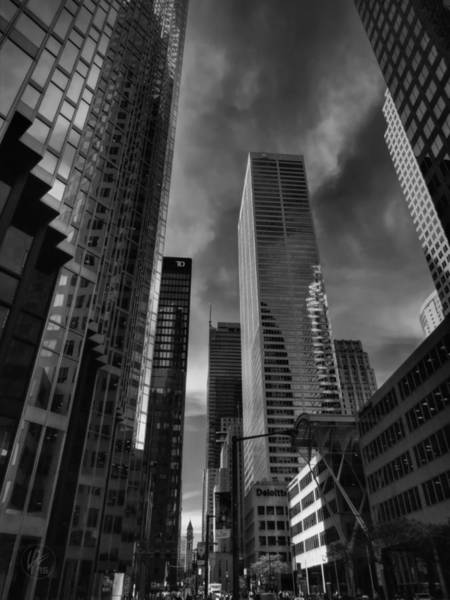 Photograph - Downtown Toronto 005 by Lance Vaughn