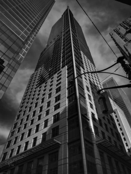 Photograph - Downtown Toronto 006 by Lance Vaughn