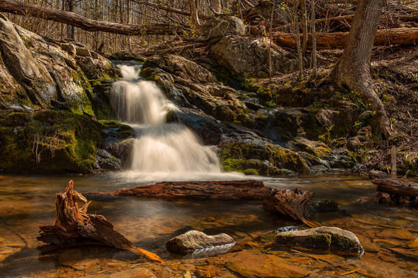 Photograph - Doyles River Falls by Brenda Jacobs