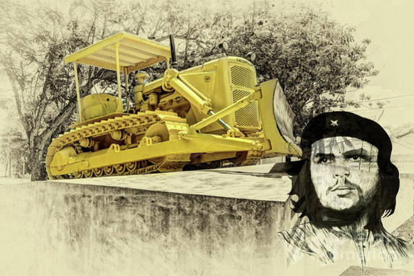 Dozer Photograph - Dozer Of The Revolution  by Rob Hawkins