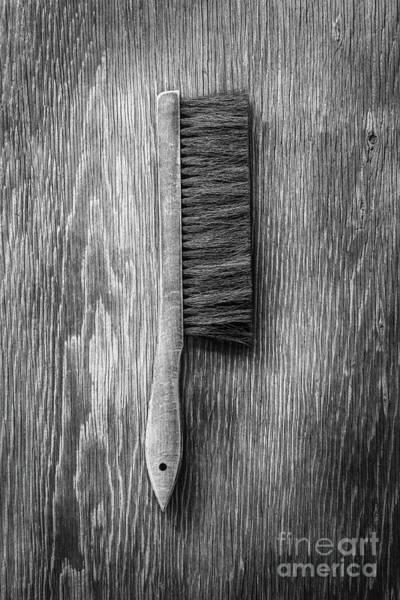 Maintenance Photograph - Drafting Brush by YoPedro