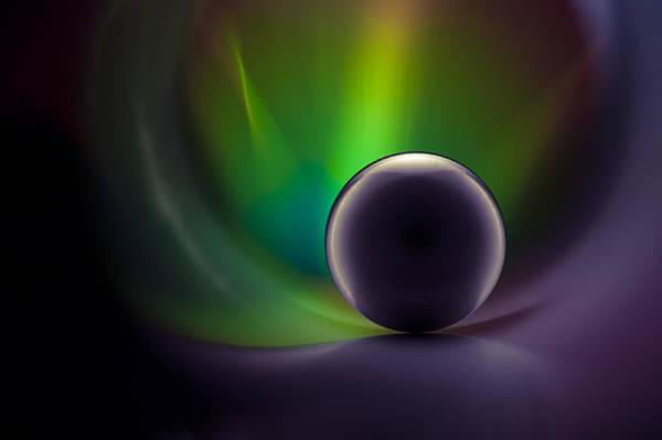 Round Photograph - Dragon Ball by Raffaele Spettoli