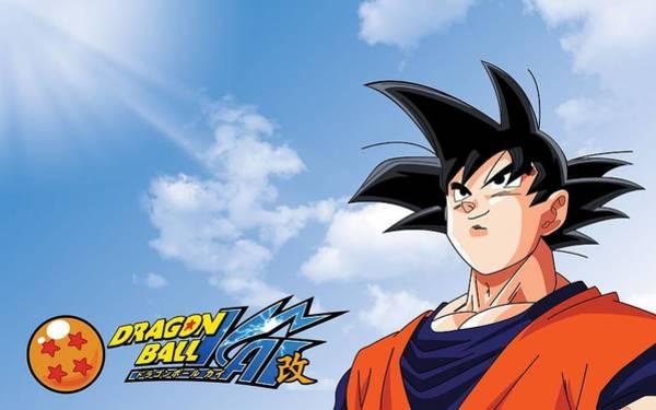 Sunset Digital Art - Dragon Ball Z Kai by Super Lovely