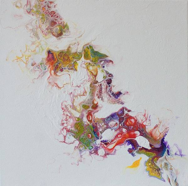 Painting - Dragon Breath I by Joanne Smoley