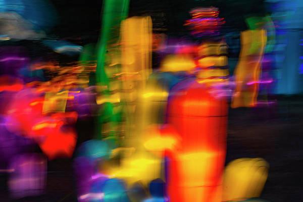 Photograph - Dragon Lights 2 by Rick Mosher