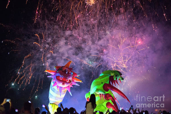 Photograph - Dragon Parade by Juli Scalzi