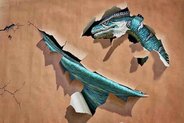 Photograph - Dragons In The Railyard - Santa Fe by Stuart Litoff