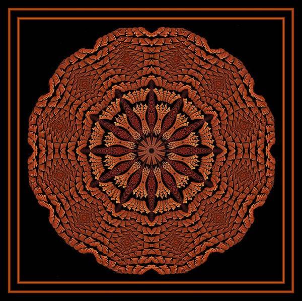 Digital Art - Dragonspur K12 Tile 06282017-3 by Doug Morgan