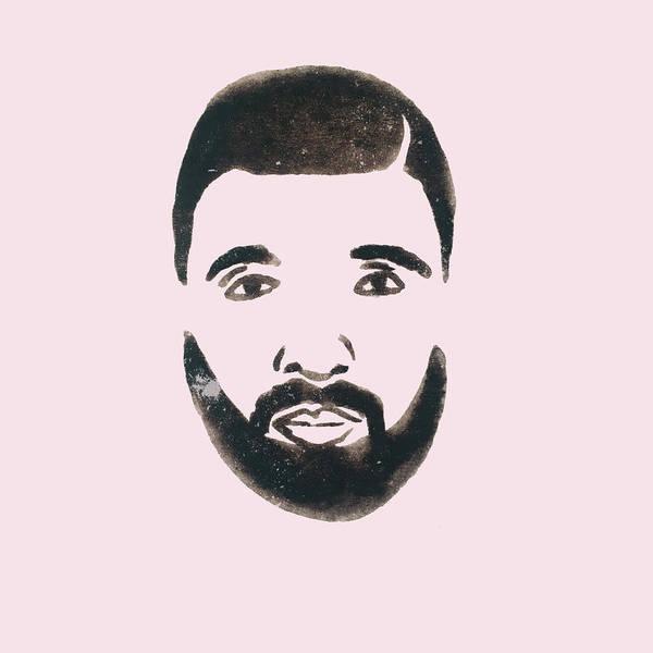 Drawing - Drake by Cortney Herron