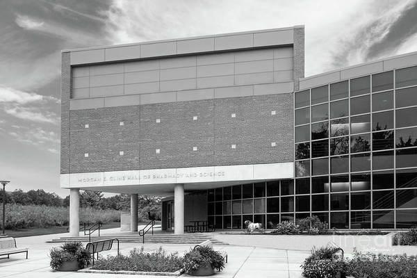 Drake Photograph - Drake University Cline Hall Of Pharmacy And Science by University Icons