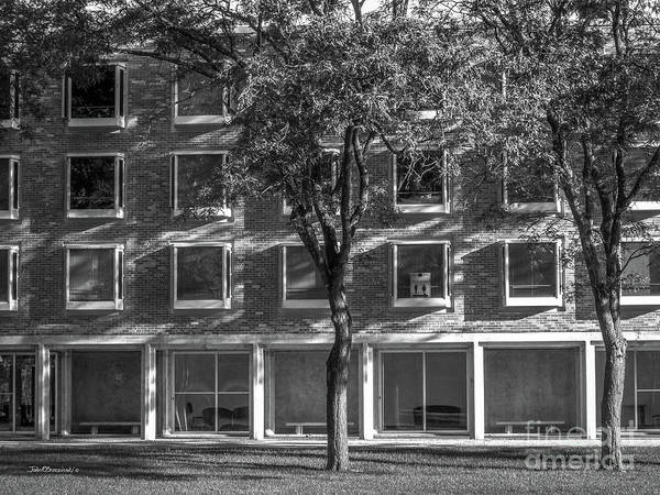 Drake Photograph - Drake University Goodwin Kirk Residence Hall by University Icons