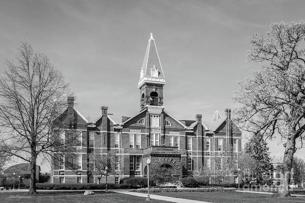 Drake University Old Main Art Print
