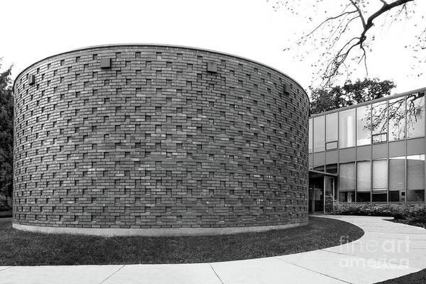 Drake Wall Art - Photograph - Drake University Oreon Scott Chapel by University Icons
