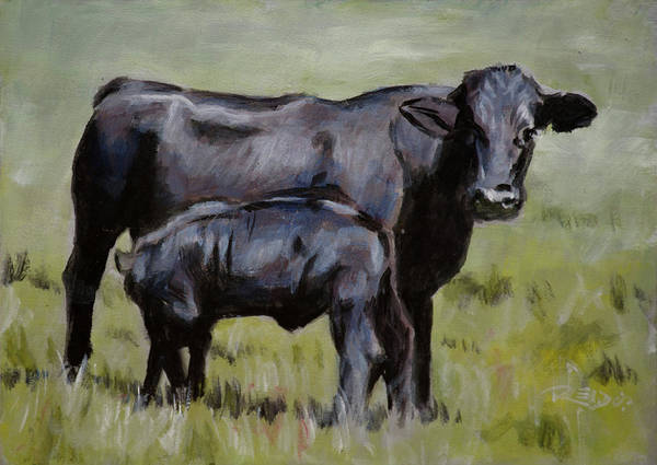 Painting - Drakensburger 2 by Christopher Reid